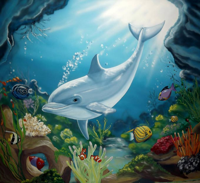 עולם המים